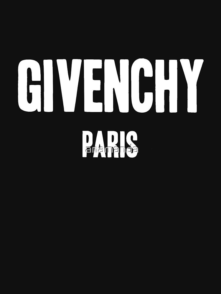 givenchy | Unisex T-Shirt