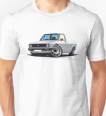 VW Caddy Silver Unisex T-Shirt