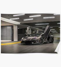 Lamborghini Posters Redbubble