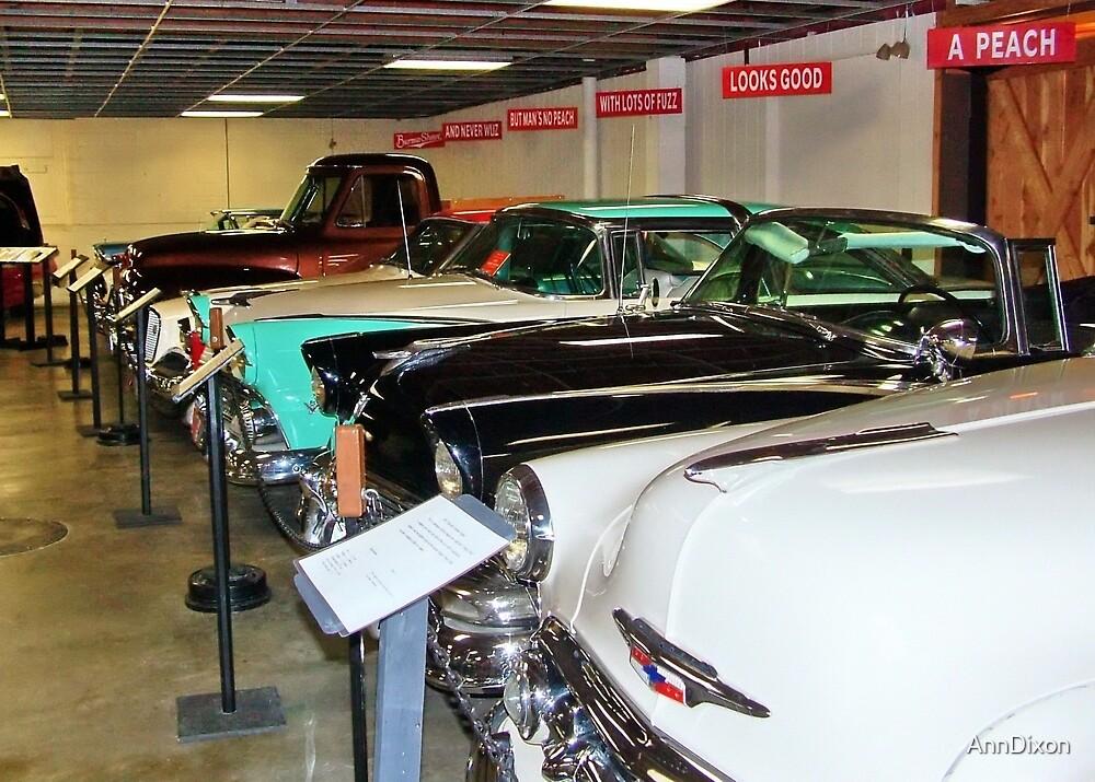 The Montana Auto Museum by AnnDixon