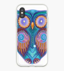 Owl 3 iPhone Case