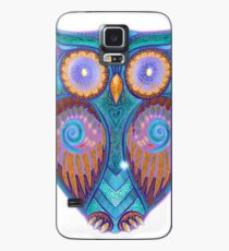 Owl 3 Case/Skin for Samsung Galaxy
