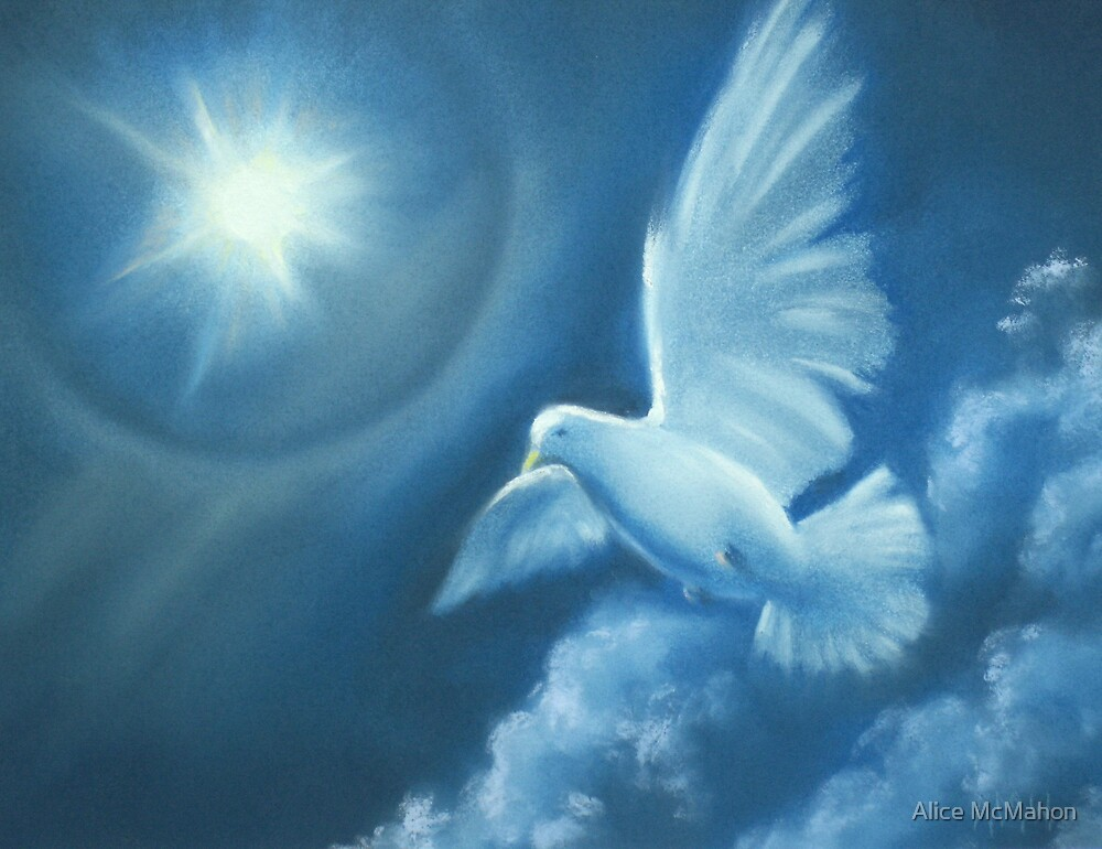 """""""Peace On Earth"""" by Alice McMahon"""