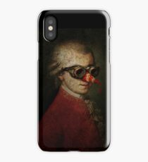 Steampunk Mozart iPhone Case/Skin