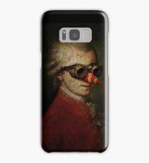 Steampunk Mozart Samsung Galaxy Case/Skin
