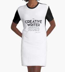 Vestido camiseta escritor creativo - sigmund freud