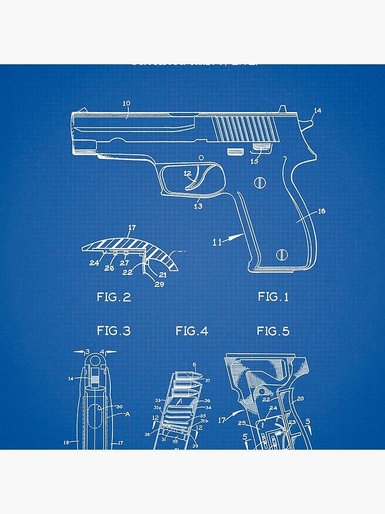Sig Sauer Pistol by muharko