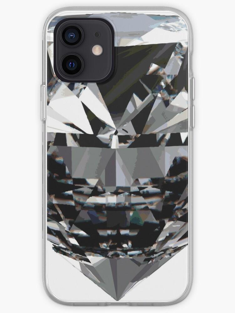 vrai diamant   Coque iPhone