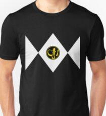 Power Rangers Black Merchandise Unisex T-Shirt
