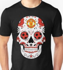 manchester united apparel usa Unisex T-Shirt