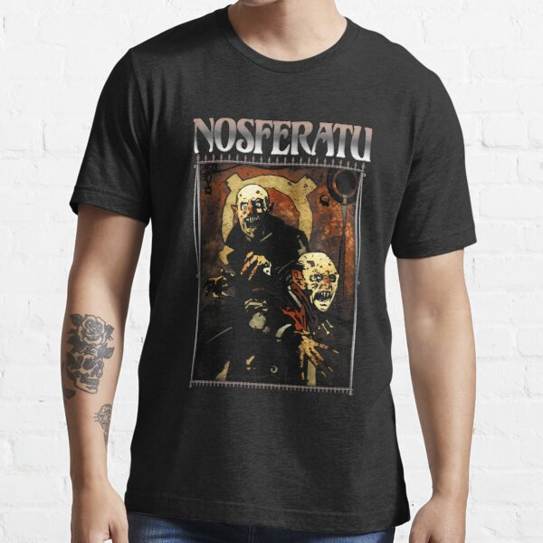 Masquerade Clan: Nosferatu Revised Essential T-Shirt