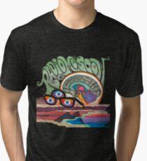 radio moscow Tri-blend T-Shirt