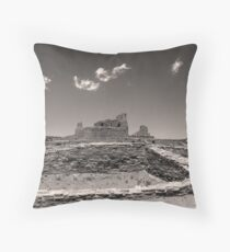 Abo Mission Throw Pillow
