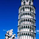 Pisa Tower. by malcblue