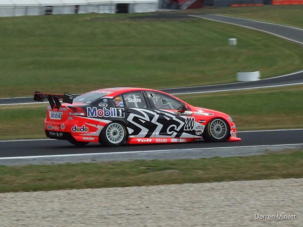 Mark Skaiffe (200th Round Start) - Phillip Island 2007 by Darren Minett