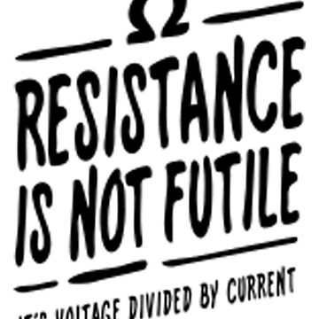 Resistance is not futile by Lienminhsamsoi2