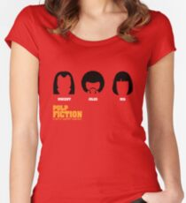 Vincent Jules Mia Butch Women's Fitted Scoop T-Shirt