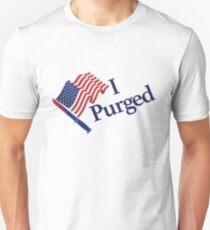 I Purged Unisex T-Shirt