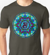 SCI - String Cheese Incident - Star - Geometric Mandala - Psychedelic - Trippy Unisex T-Shirt