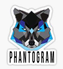 phantogram  Sticker