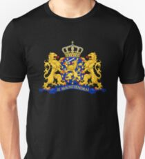 Netherlands Coat of Arms Unisex T-Shirt