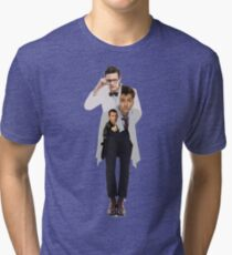 Doctor, Doctor, Doctor Tri-blend T-Shirt
