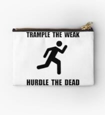 Trample Hurdle Studio Pouch