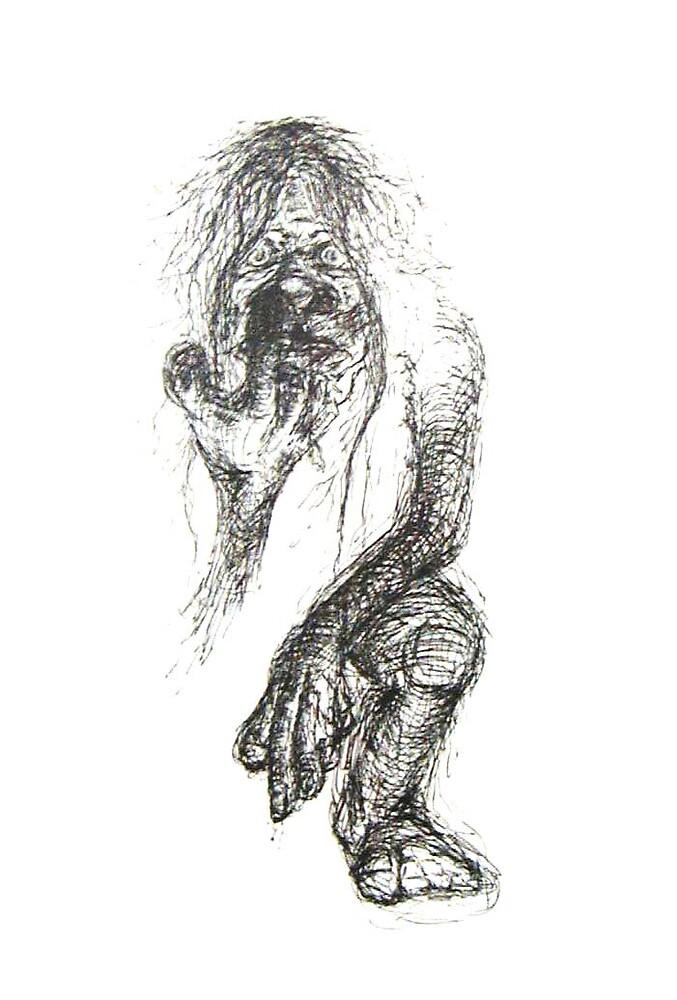 Troll by vikinggirl