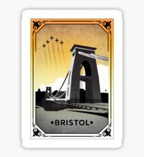 Clifton Suspension Bridge, Bristol Sticker