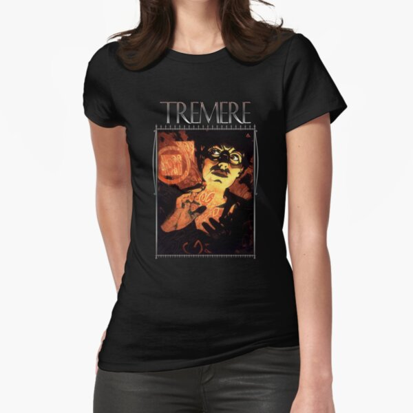 Masquerade Clan: Tremere Revised Fitted T-Shirt