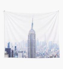 Tela decorativa Vista de la ciudad de Nueva York - Manhattan Cityscape