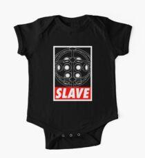 Sklave Baby Body Kurzarm