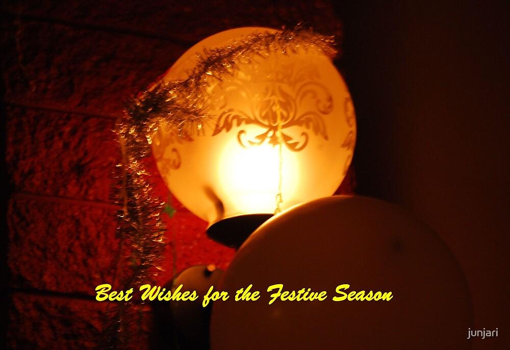 Best Wishes by junjari