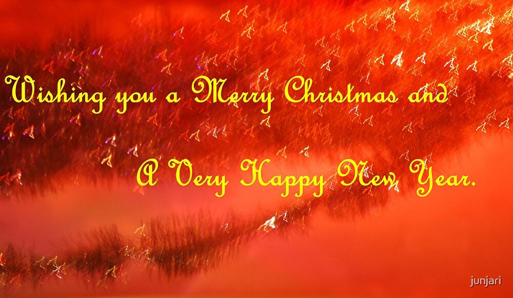 Merry Christmas 1 by junjari