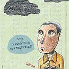 The philosopher by JohanW