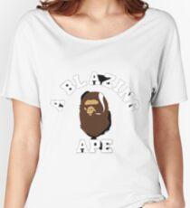 Blazing ape Women's Relaxed Fit T-Shirt