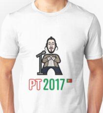 Portugal 2017 Unisex T-Shirt