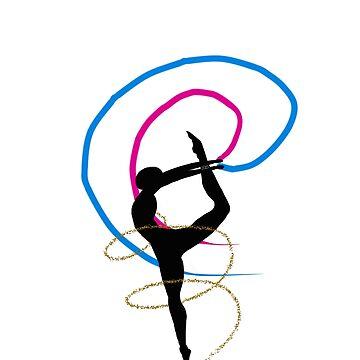 Pride Artwork: Ballerina: Pan Pride by hillyhale