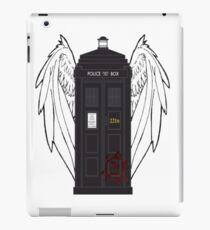 SuperWhoLock Tardis iPad Case/Skin
