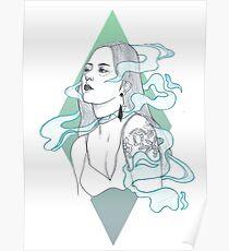 Smoke + Mirrors Poster