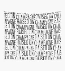Raised On Champagne Wall Tapestry