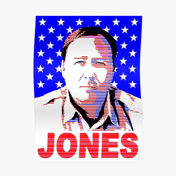 JONES Poster