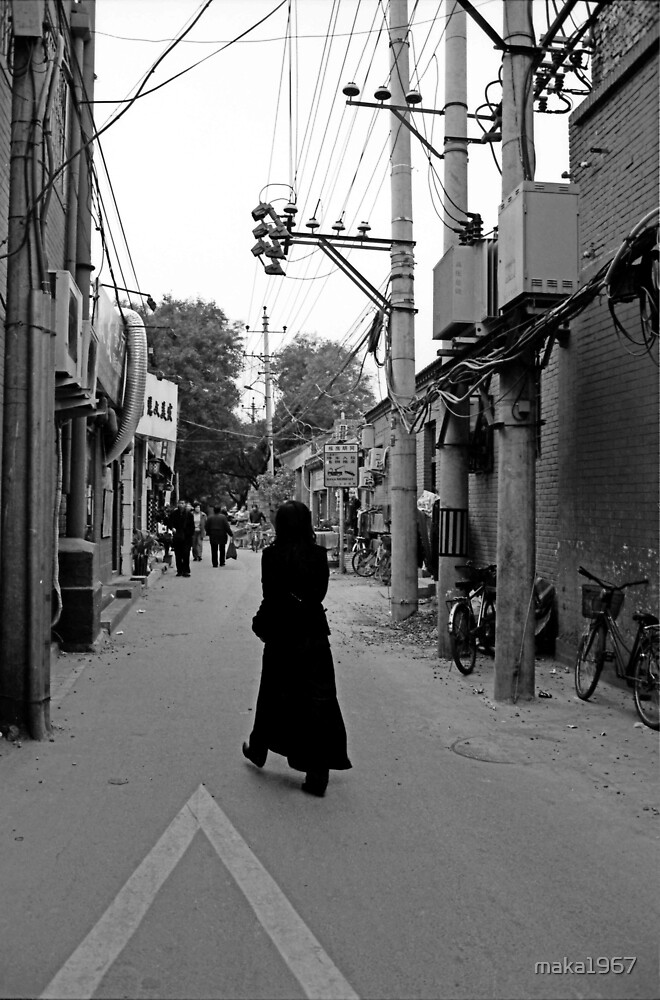 street scene 4 by maka1967
