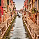 By the Canal by vivsworld