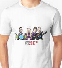 Latvia 2017 T-Shirt
