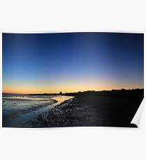 Sunset Campbells Cove Poster