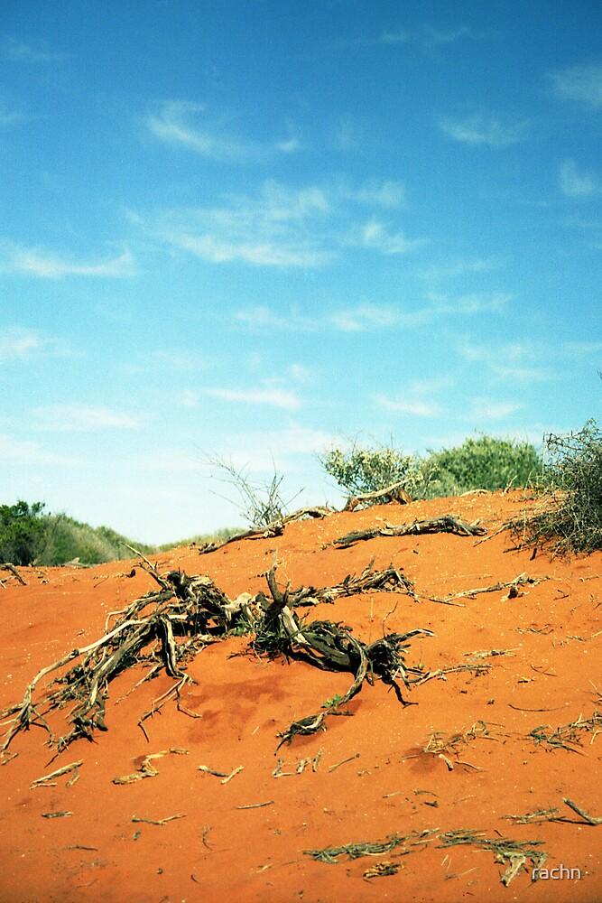 Red Dirt Dunes by rachn