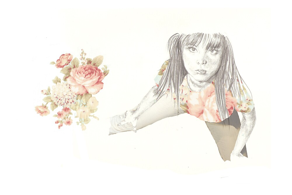 lily - shes no wallflower by art4friends