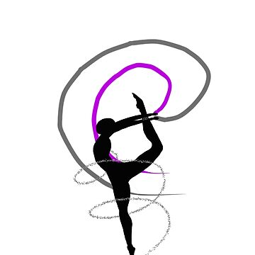 Pride Artwork: Ballerina: Ace Pride by hillyhale
