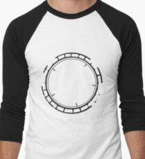 Urban Style Men's Baseball ¾ T-Shirt